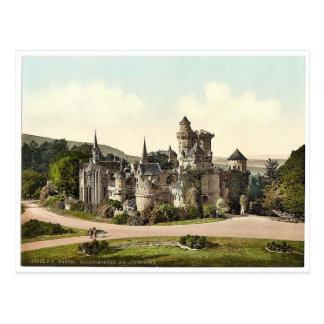 Das untere Schloss, Wilhelmshohe, Cassel (d.h., Postkarte