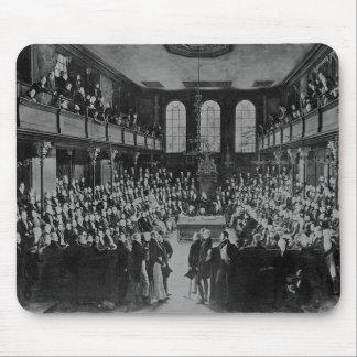 Das Unterhaus, 1833 Mauspads