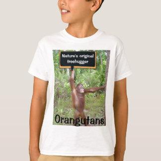 Das ursprüngliche Treehugger der Natur T-Shirt