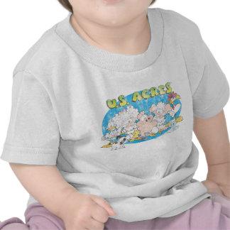 Das US-Morgen-Gruppen-Baby-Shirt