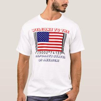 DAS USA IST EINE GESELLSCHAFT! T-Shirt