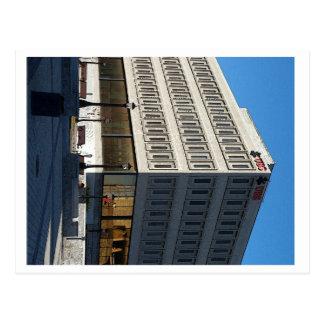 Das usb-Gebäude Postkarte