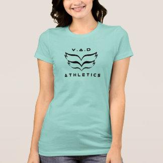 das V.A.D 2018 Frauen kurze Hülse T T-Shirt