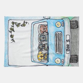 Das Van des Boos Handtuch