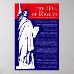 Das Verfassungsurkunde-Plakat