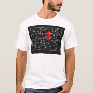 Das vermisste Stück T-Shirt