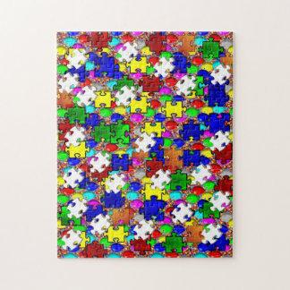 Das verwirrenpuzzlespiel puzzle