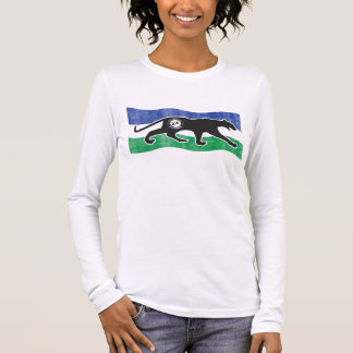 Das verwitterte Shirt der Frauen Cascadian