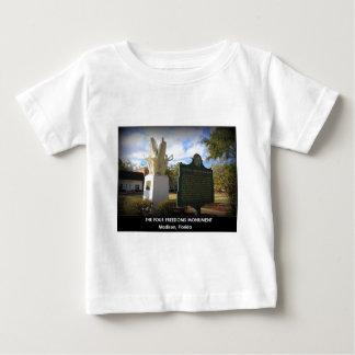 DAS VIER FREIHEITS-MONUMENT - MADISON, FL BABY T-SHIRT
