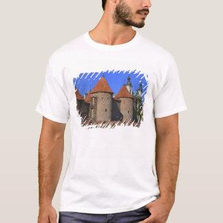 Das Vorwerk und die Pauline-Kirche, Warschau, T-Shirt