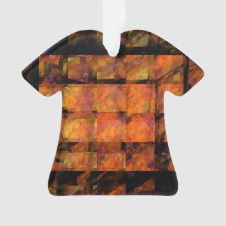 Das Wand-abstrakte Kunst-Acryl-Shirt Ornament