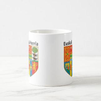 Das Wappen des Baskenlands (Euskal Herria), Kaffeetasse