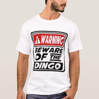 DAS WARNEN PASSEN VOM DINGO AUF T-Shirt