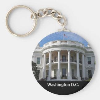 Das Washington DC--Weiße Haus Schlüsselanhänger