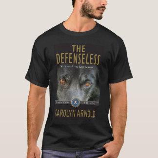 Das wehrlosen T-Stück der Männer T-Shirt