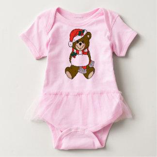 Das Weihnachten Babygrow der Babys Shirts