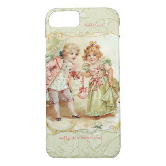 Das WeihnachtsParty - Francis Brundage iPhone 7 Hülle