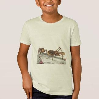 DAS WEISS-GESICHTIGE DECTICUS T-Shirt