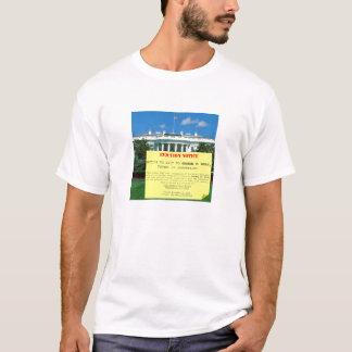 Das Weiße Haus: Bush-Vertreibungs-T - Shirt