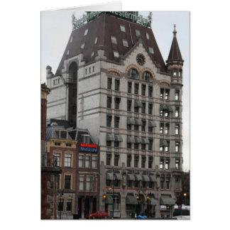 Das Weiße Haus, Rotterdam Karte