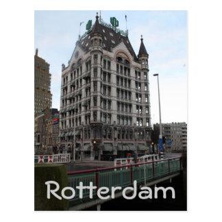 Das Weiße Haus, Rotterdam Postkarte