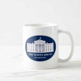 Das Weiße Haus Tasse