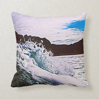 Das Wellen-Kissen Kissen