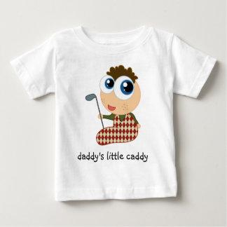 Das wenige Transportgestell des Vatis scherzt Baby T-shirt