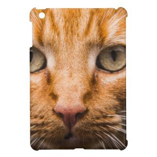 Das Wesentliche des Blickes einer Katze iPad Mini Hülle