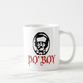 """Das wesentliche """"PO' Junge"""" Kaffeetasse"""
