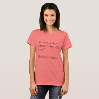 Das widerstrebende Pate-T-Shirt T-Shirt
