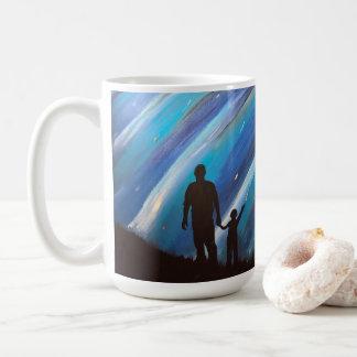 Das Wunder der Vaterschafts-großen Tasse