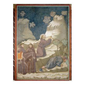 Das Wunder des Frühlinges, 1297-99 Postkarte