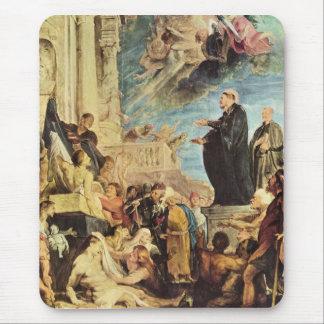 Das Wunder von St Francis Xavier durch Paul Rubens Mauspad