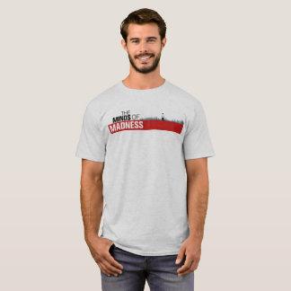 Das wütende Fahnen-T-Stück T-Shirt