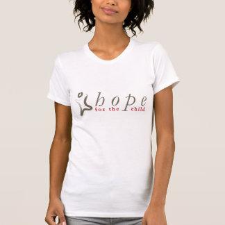 Das zierliche T-Stück der Frauen T-Shirt