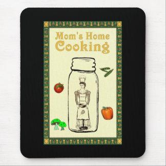 Das Zuhause-Kochen der Mammas Mousepad