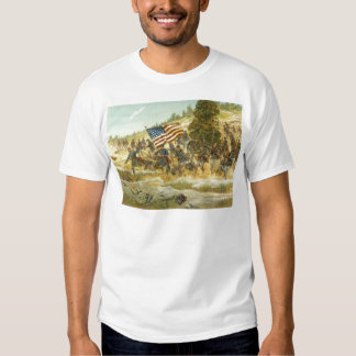 Das zwanzigste Maine durch H. Charles McBarron T-Shirts