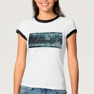 Datenverwaltungs-Plattform oder DMP T-Shirt