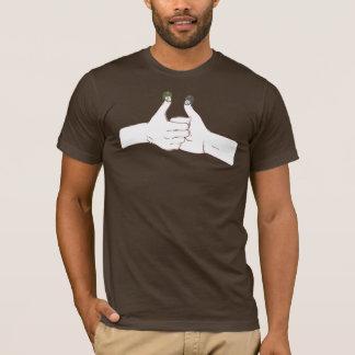 Daumen-Krieg T-Shirt