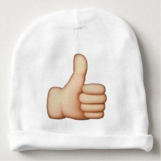 Daumen oben - Emoji Babymütze