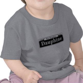 Dauphine-St., New- OrleansStraßenschild T Shirt