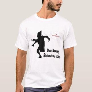 Dave Ramsey Scissors Mann T-Shirt