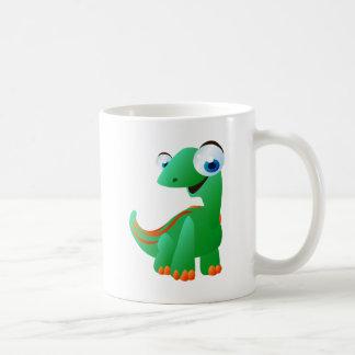 David der Dinosaurier Kaffeetasse