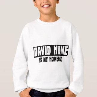 David Hume ist mein Homeboy Sweatshirt