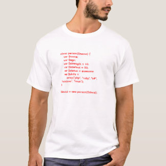 David-Klasse T-Shirt