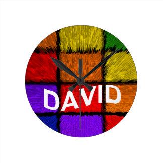 DAVID RUNDE WANDUHR