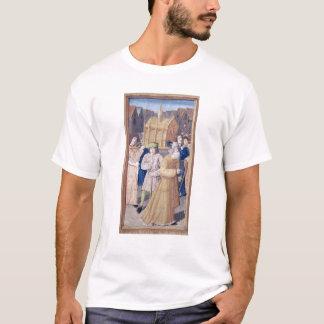 David und die Arche des Vertrages T-Shirt