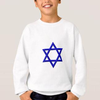 Davidsstern Sweatshirt