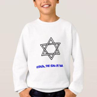 Davidsstern - Yeshua, der Sohn von David Sweatshirt